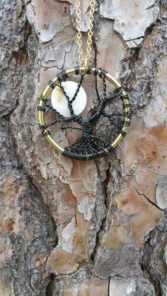 Moon Tree of Life by PineBarkCreations on Etsy