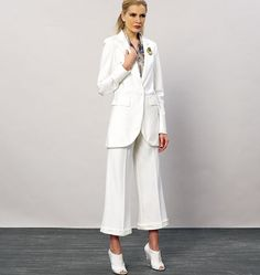 V8887 short and long jackets. Love the lapels. #fallintofashion14 #mccallpatterncompany