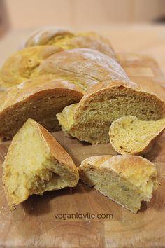 Veganlovlie: Sweet Potato Bread - A Recipe Video