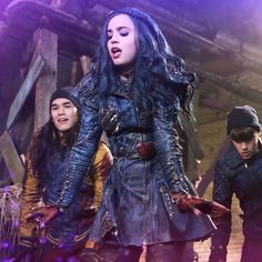 To me, Evie's character is so beautiful outside and especially in the inside! Her character really portrays girl power and her doing what she really wants! I love how in Descendants 2, she has her own fashion line and how she is helping others design clothes!! I love Evie's character and I am so looking forward to seeing @sofiacarson as Evie on Descendants 2!! Lots of love!! #disneydescendants #descendants2 #sofiacarson #evie