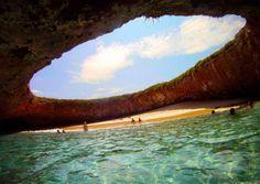 Islas Marietas en Puerto Vallarta... ¡WOW!