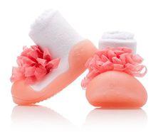 Detské topánočky ATTIPAS New Corsage Pink - ATTIPAS