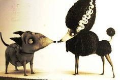 Sparky & Persephone  # Frankenweenie