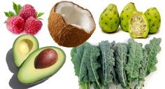 Inflammation reducing foods