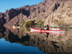 Find out more about the southwest's first National Water Trail - Black Canyon on the Colorado river #desertadventures