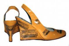 Razor shoes