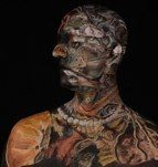Body Art by Chadwick_and_Spector  Water, after Arcimboldo