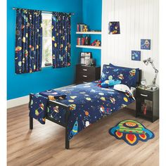 Buy George Home Space Bedroom Range  from our Baby Bedding range today from George at ASDA.