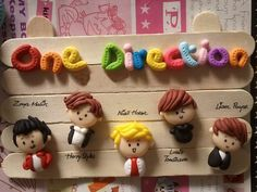 one direction lol I should make this for my sister