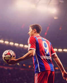 Robert Lewandowski...