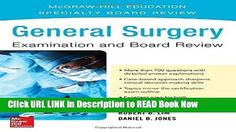 Best PDF General Surgery Examination and Board Review eBook Online - http://homedesign123.top/best-pdf-general-surgery-examination-and-board-review-ebook-online/