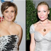 """Lena Dunham does not need to be """"transformed"""" by Tracy Anderson. Obviously Lena Dunham can look however she wants and do or NOT do whatever workout she feels like. That said, she is doing some seriously inspiring and groundbreaking work on Girls with the body that she's already got. The idea that a skeezy little star f*cker like Tracy Anderson is waiting in the wings to """"transform"""" her into the bullsh*t ideal"""
