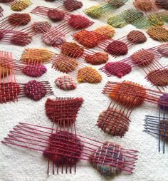 "145 Likes, 7 Comments - Karin Lundström (@karinlunds) on Instagram: ""#stygn #papper #tråd #ull #broderi #stitches #thread #paper #wool #embroidery"""