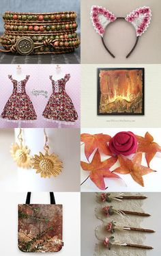 ~ Autumn is Here ~ by Yasemin on Etsy--Pinned with TreasuryPin.com