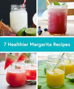 7 Healthier Margarita Recipes for Cinco de Mayo - Life by DailyBurn