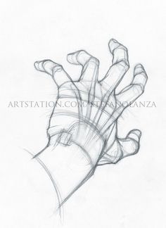 ArtStation – Hand, Stefano Lanza – – Keep up with the times. Anatomy Sketches, Anatomy Drawing, Anatomy Art, Manga Drawing, Art Drawings Sketches, Drawings Of Hands, Hand Anatomy, Hand Drawings, Hand Drawing Reference