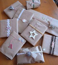 Mooie cadeau verpakkingen