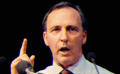 Former Australian PM Paul Keating says World War One was European folly 'devoid of virtue' - Telegraph