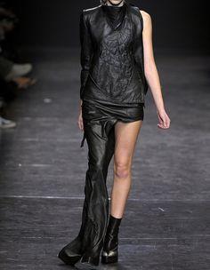 Ann Demeulemeester - SS11 ready to wear