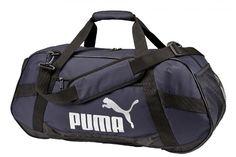 36b453ad7df8 modeherz ♥ PUMA Active TR Duffle Bag M Navy - Black Puma