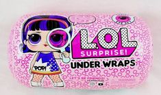 Surprise MGA ~ Free Ship Glitter Series ~ LOL Doll//Figure ~ 100/% Auth L.O.L