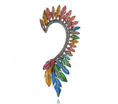 Les boucles d'oreilles indiennes Lydia Courteille
