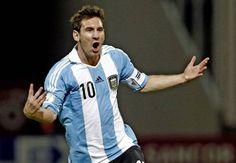 """Futbol de Locura — Lionel Messi: """"Me gustaría volver algún día al..."""