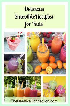 Recipes For Superfood Smoothies For Kids