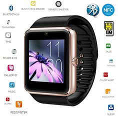 Smart Watch,[U.S. Warranty]JoyGeek All-in-1 Bluetooth Watch Wrist Watch Phone with SIM Card Slot and NFC for IOS Apple iPhone,Android Samsung HTC Sony LG Smartphones(Gold)  http://stylexotic.com/smart-watchu-s-warrantyjoygeek-all-in-1-bluetooth-watch-wrist-watch-phone-with-sim-card-slot-and-nfc-for-ios-apple-iphoneandroid-samsung-htc-sony-lg-smartphonesgold/