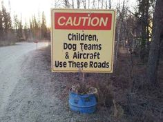 And this one: | 27 Crazy Things That Can Only Happen In Alaska