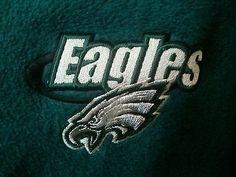 Philadelphia Eagles Fleece Jacket NFL
