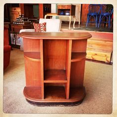 ANOUK offers an eclectic mix of vintage/retro furniture & décor.  Visit us: Instagram: @AnoukFurniture  Facebook: AnoukFurnitureDecor   April 2016, Cape Town, SA. Small Shelves, Affordable Furniture, Cape Town, Decoration, Old And New, Furniture Decor, Art Deco, Mid Century, Farmhouse