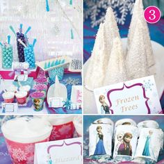 This week's Party of 5 includes a Dinosaur Party, Disney's Frozen, Sparkle from Head to Toe, Tis the Season for Plaid & a Whimsy Wonderland 1st Birthday