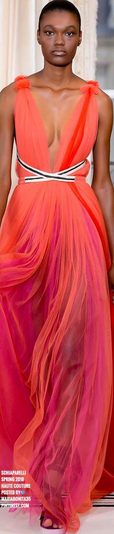 Schiaparelli SS18 Haute Couture