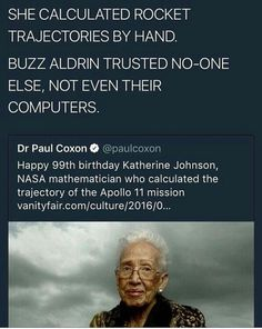 Katherine Johnson NASA Mathematician (Taraji P. Henson pkays her in the Motion Picture Hidden Figures ( Katherine Johnson NASA Mathematician (Taraji P. Henson pkays her in the Motion Picture Hidden Figures ( Sight Words, Model Tips, Katherine Johnson, Carina Nebula, Faith In Humanity Restored, Black History Facts, Wtf Fun Facts, The More You Know, Women In History