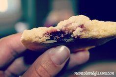 Cherry Almond Cookies