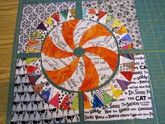 Canton Village Quilt Works | Whirlygig Tutorial... Part 3