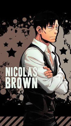 NEKOMA, mmatsuokah: Nishinoya Yuu + Nicolas Brown |...