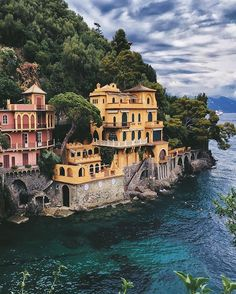 WEBSTA @ discover.vacations - Courtesy of @sennarelax Portofino - Italy #Discover_Vacations to be featured !