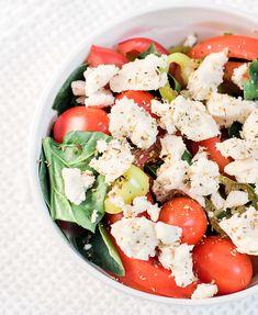Νηστίσιμα τυριά! | βασικές συνταγές | βουρ στο ψητό! | συνταγές | δημιουργίες| διατροφή| Blog | mamangelic Caprese Salad, Feta, Yogurt, Butter, Cheese, Health, Blog, Health Care, Blogging