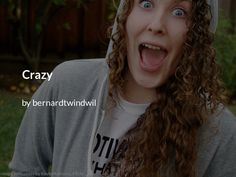 """Read """"Crazy"""" by bernardtwindwil on Commaful! Deep Poetry, Love Life, My Love, Poems, Relationship, T Shirts For Women, Image, Poetry, Relationships"""
