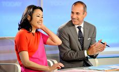 "NBC, caught in another firing controversy with #AnnCurry. Her days at ""Today"" are dwindling, and rumor has it Hoda Kotb or Savannah Guthrie will be her replacement. Who do you want to take over her coveted spot?"