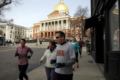 """Boston.com (4/2/13) -- """"With the Charles River, HarborWalk, Boston Marathon course, and famous sites clustered along the 2.5-mile Freedom Trail, the city offers runners plenty of options. And routes that stretch three to six miles can encompass a surprising amount of historical ground."""""""