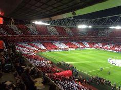 #arsenal #emirates #stadium #champions #league