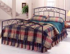 Amazon.com: Hillsdale Furniture Wendell Headboard: Home & Kitchen