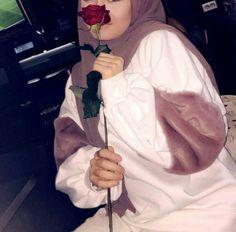 Hijab Outfit, Hijab Niqab, Muslim Hijab, Hijab Chic, Hijab Dress, Arab Girls, Muslim Girls, Muslim Women, Hijab Makeup