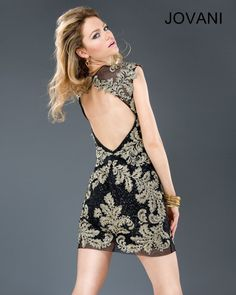 2015 New Style Jovani Short Prom/Party/Cocktail Dresses 7 [J79246]