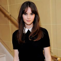 People Magazine | Felicity Jones loves D&G gifts
