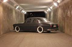 volvo amazon - porn grey!