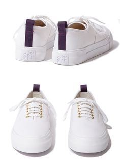 Eytys Unisex Mother Canvas Sneakers from AW14 in White. Canvas sneaker, upper is crafted from a classic canvas in a solid white, features an all-white design with white inner and thick white rubber sole. Tonal stitching, white canvas lining with branded cork insole White flat and woven laces. http://www.zocko.com/z/JJDeJ